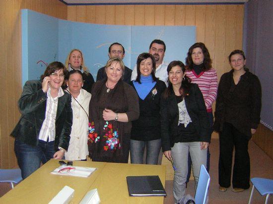 """EL AYUNTAMIENTO DE TOTANA SE ADHIERE JUNTO A OTROS DOS MUNICIPIOS AL PROYECTO """"MURCIA ACTIVA POR EL EMPLEO RURAL"""" (MAPER) PARA FAVORECER LA INSERCIÓN LABORAL DE LOS COLECTIVOS MÁS DESFAVORECIDOS (2008), Foto 1"""
