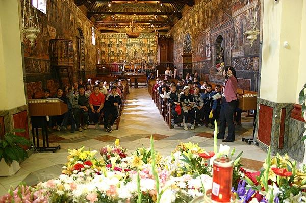 COLEGIO DE MARIA Y DELEGACION MUNICIPAL DE VELEZ RUBIO, AMBOS DE LA VECINA PROVINCIA DE ALMERIA, VISITAN EL PARQUE DE EDUCACION VIAL, Foto 5