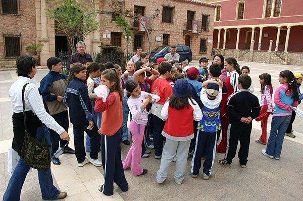 COLEGIO DE MARIA Y DELEGACION MUNICIPAL DE VELEZ RUBIO, AMBOS DE LA VECINA PROVINCIA DE ALMERIA, VISITAN EL PARQUE DE EDUCACION VIAL, Foto 6