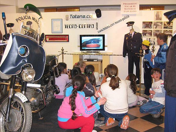 COLEGIO DE MARIA Y DELEGACION MUNICIPAL DE VELEZ RUBIO, AMBOS DE LA VECINA PROVINCIA DE ALMERIA, VISITAN EL PARQUE DE EDUCACION VIAL, Foto 7