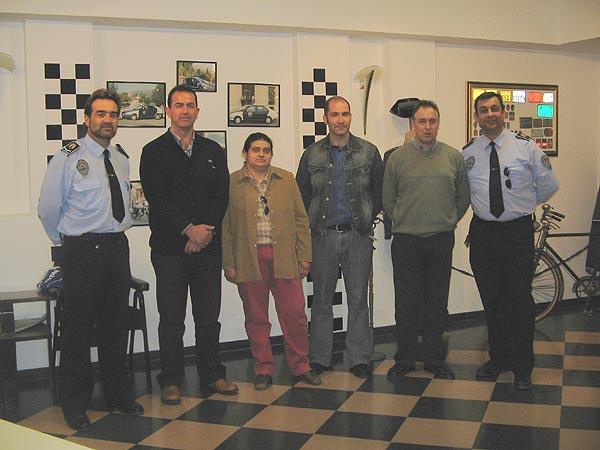 COLEGIO DE MARIA Y DELEGACION MUNICIPAL DE VELEZ RUBIO, AMBOS DE LA VECINA PROVINCIA DE ALMERIA, VISITAN EL PARQUE DE EDUCACION VIAL, Foto 8