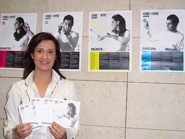 """EL CERTAMEN MUNICIPAL """"CREARTE JOVEN 2008"""" ABRE SU CONVOCATORIA EN LAS MODALIDADES DE MÚSICA Y GRAFFITI, HASTA EL PRÓXIMO 5 DE MAYO (2008), Foto 1"""