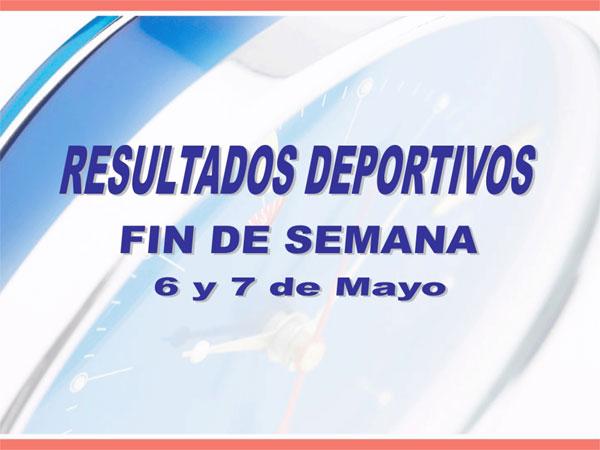 RESULTADOS DEPORTIVOS (08/05/2006), Foto 1