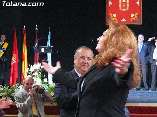 La Tuna de Medicina de Murcia muestra su más sentido pésame a la familia de su Madrina, Rocío Jurado, Foto 1