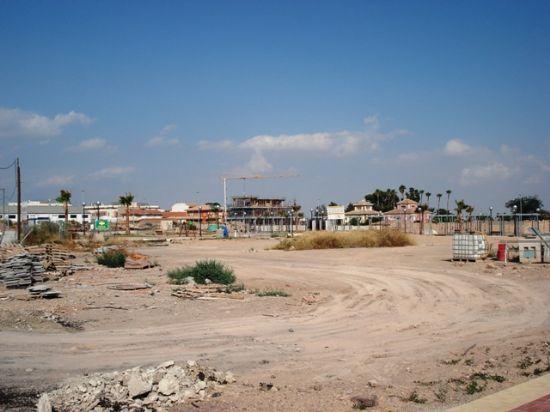 IU de Totana solicita la dimisi�n del Concejal de Educaci�n por su nefasta gesti�n en los terrenos adjudicados a GLOBALIS EDUCACIONAL, para la construcci�n de un Colegio Privado en la Urbanizaci�n La B�scula (2008), Foto 1