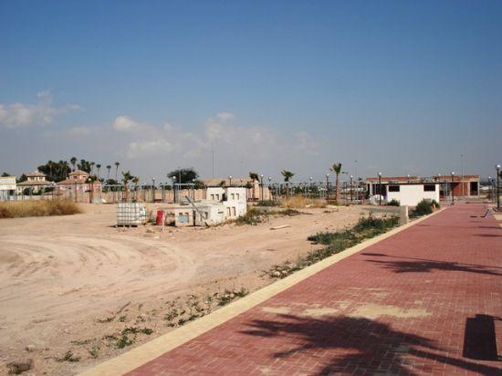 IU de Totana solicita la dimisi�n del Concejal de Educaci�n por su nefasta gesti�n en los terrenos adjudicados a GLOBALIS EDUCACIONAL, para la construcci�n de un Colegio Privado en la Urbanizaci�n La B�scula (2008), Foto 2