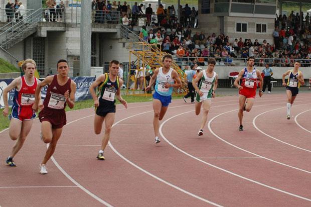 Comienza la temporada 2007, 2008 para el atleta totanero Andr�s Mart�nez L�pez., Foto 1