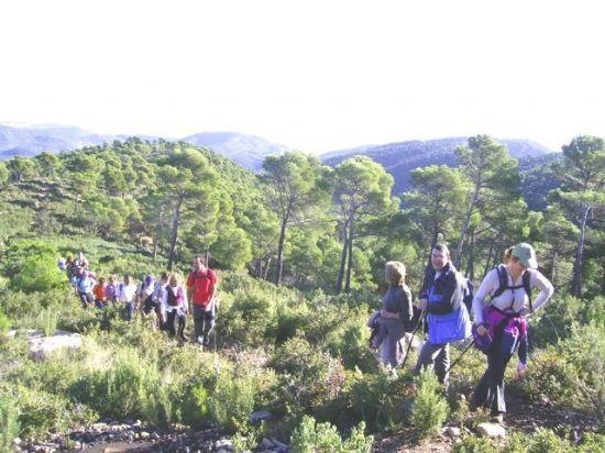 AMPLÍAN LAS PLAZAS OFERTADAS PARA LA JORNADA DE SENDERISMO POR LA RESERVA DE LA BIOSFERA Y PARQUE NATURAL DE CABO DE GATA-NIJAR, Foto 1