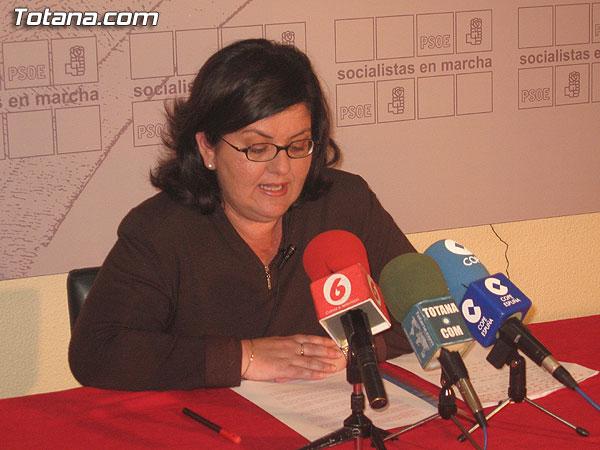 EL PSOE DENUNCIA EL MAL FUNCIONAMIENTO DE LA OFICINA DE LA DEFENSORA DEL CUIDADANO, Foto 1