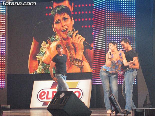 Nek, Carlos Baute, Antonio Orozco y Rosa, estrellas de la XI Gala Murcia, ¡qué hermosa eres! (2007), Foto 1
