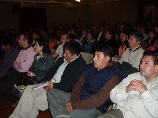 MÁS DE 200 PERSONAS PARTICIPAN EN EL ENCUENTRO CAÑARÍ CON MOTIVO DE LA VISITA DEL COMITÉ DE ACCIÓN LOCAL DE CAÑAR- ECUADOR A TOTANA, Foto 2