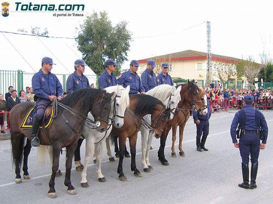 Gran �xito de las II Jornadas de puertas abiertas del Cuerpo Nacional de Polic�a celebradas en Orihuela (Alicante), Foto 1