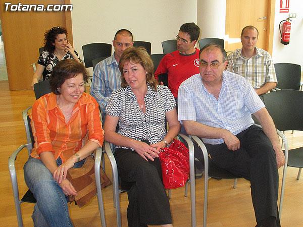 """PREMIAN CON 3.000 EUROS A UN TOTAL DE 5 PROYECTOS DEL CERTAMEN """"INNOVACIÓN EDUCATIVA 2006/2007"""", Foto 5"""