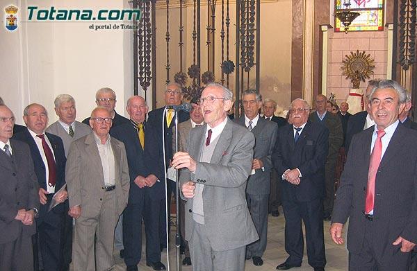 OBISPO CLAUSURA AÑO JUBILAR SANTA EULALIA EN LA PARROQUIA DE SANTIAGO COINCIDIENDO CON LA FESTIVIDAD DE LA PATRONA   , Foto 4