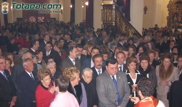 OBISPO CLAUSURA AÑO JUBILAR SANTA EULALIA EN LA PARROQUIA DE SANTIAGO COINCIDIENDO CON LA FESTIVIDAD DE LA PATRONA   , Foto 6
