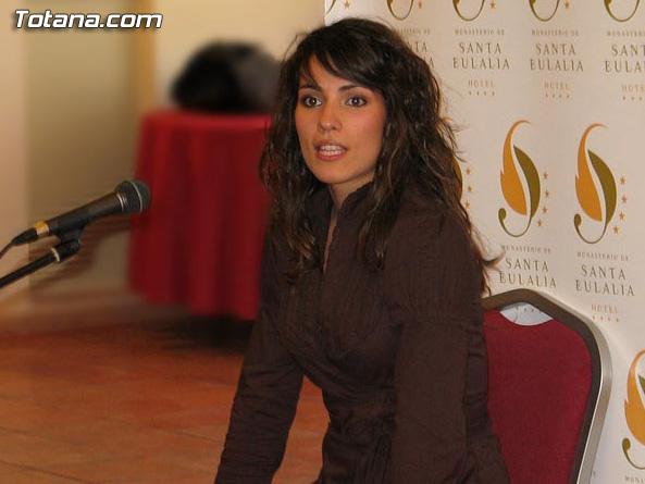 LAS CANDIDATAS A LA CORONA DE MISS MURCIA 2006 ESTUVIERON EN EL HOTEL DE LA SANTA, EN TOTANA, Foto 2