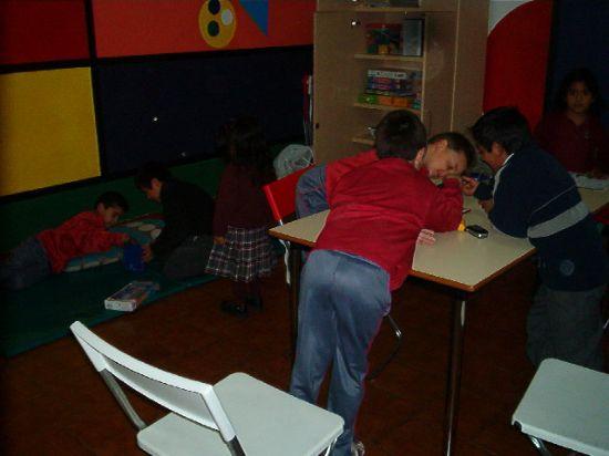 """EL PROYECTO """"ENLACE"""", QUE SE PONE EN MARCHA COMO UNA EXPERIENCIA PILOTO EN LA LOCALIDAD, OFRECE ATENCIÓN A LOS NIÑOS Y NIÑAS CUYOS PADRES EMPIEZAN A TRABAJAR ANTES DE LAS NUEVE DE LA MAÑANA, Foto 9"""