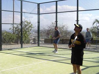 12 HORAS DE P�DEL EN EL CLUB DE TENIS TOTANA, Foto 2