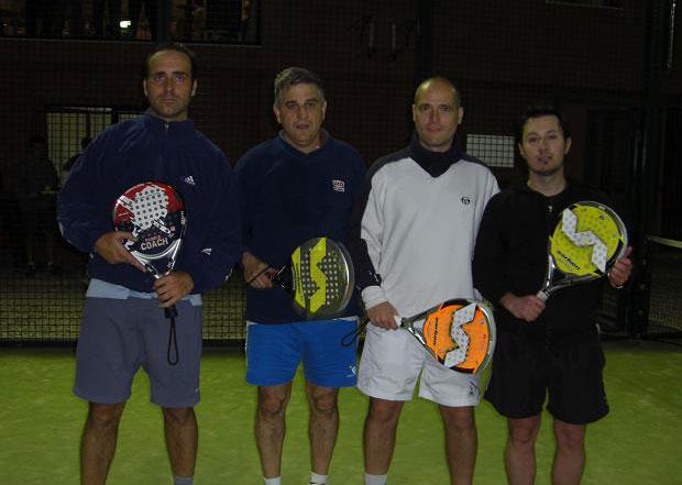 12 HORAS DE P�DEL EN EL CLUB DE TENIS TOTANA, Foto 4