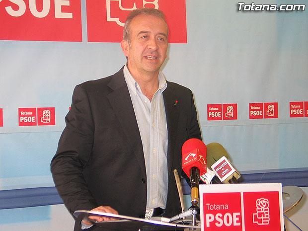 RUEDA DE PRENSA - VALORACI�N RESULTADOS ELECCIONES GENERALES 2008 - PSOE, Foto 1