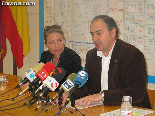 RUEDA DE PRENSA - VALORACI�N RESULTADOS ELECCIONES GENERALES 2008 - PP, Foto 2