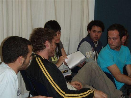 LOS CONCEJALES DE OBRAS, PARTICIPACIÓN CIUDADANA Y JUVENTUD SE COMPROMETEN A LLEVAR A CABO LAS PROPUESTAS PLANTEADAS POR LOS JÓVENES EN EL FUTURO ESPACIO JOVEN O CENTRO DE RECURSOS JUVENILES, Foto 4