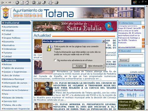 LOS CONCEJALES DE NUEVAS TECNOLOGÍAS E INTERIOR PRESENTAN LOS NUEVOS SERVICIOS QUE OFRECE LA OFICINA VIRTUAL MUNICIPAL, Foto 2