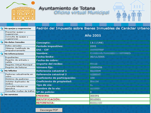 LOS CONCEJALES DE NUEVAS TECNOLOGÍAS E INTERIOR PRESENTAN LOS NUEVOS SERVICIOS QUE OFRECE LA OFICINA VIRTUAL MUNICIPAL, Foto 3