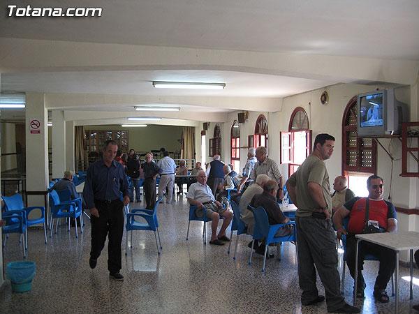 """AUTORIDADES MUNICIPALES VISITAN LA REMODELACIÓN DEL CENTRO MUNICIPAL DE JUBILADOS Y PENSIONISTAS """"SANTA BÁRBARA"""", Foto 1"""