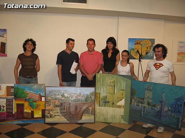 UN TOTAL DE 37 ARTISTAS PARTICIPAN EN EL I CERTAMEN DE PINTURA AL AIRE LIBRE DE TOTANA, Foto 2