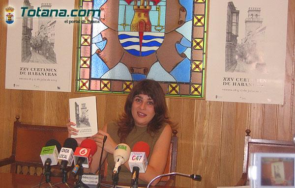CULTURA EDITA UN LIBRO CONMEMORATIVO DEL XXV ANIVERSARIO DEL CERTAMEN NACIONAL DE HABANERAS, Foto 2