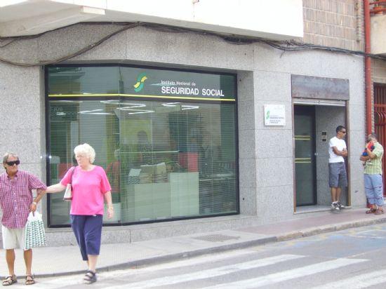 EL INFORME DE LA VIDA LABORAL DE LOS CIUDADANOS S�LO PODR� SER FACILITADO A TRAV�S DEL SERVICIO DE CORREOS A PARTIR DEL 1 DE OCTUBRE (2007), Foto 1