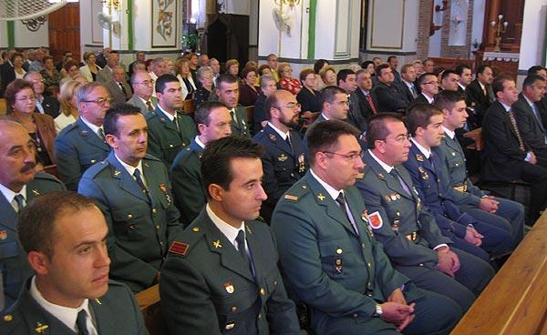La Guardia Civil celebró un año más la festividad de su patrona la Virgen del Pilar, Foto 3