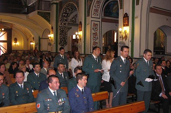 La Guardia Civil celebró un año más la festividad de su patrona la Virgen del Pilar, Foto 5