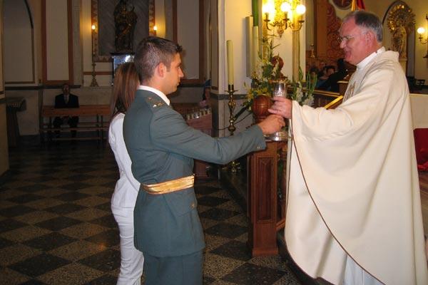 La Guardia Civil celebró un año más la festividad de su patrona la Virgen del Pilar, Foto 6