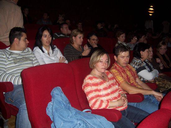 """MÁS DE 700 ESPECTADORES ASISTEN A LA PUESTA EN ESCENA DE LA OBRA CÓMICA """"DESNUDOS EN LA COCINA"""" QUE HA TEBNIDO LUGAR ESTE FIN DE SEMANA EN EL CINE VELASCO (2007), Foto 8"""