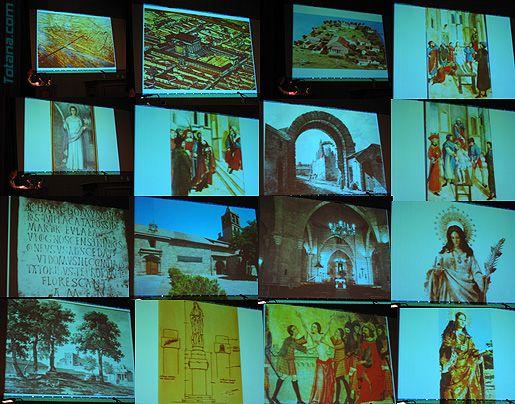 El director de Museo Nacional de Arte Romano de M�rida pronuncia conferencia magistral sobre la figura de Santa Eulalia de M�rida, Foto 4