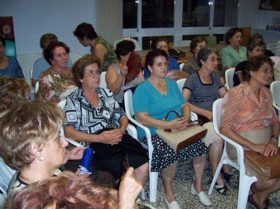 LAS ASOCIACIONES DE MUJERES DE TOTANA CONFECCIONAN UN AMPLIO PROGRAMA DE ACTIVIDADES RELATIVAS A LA IGUALDAD DE OPORTUNIDADES DURANTE LOS MESES DE FEBRERO Y MARZO (2008), Foto 1