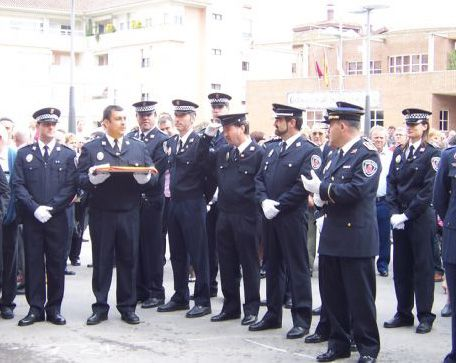 """EL CONSISTORIO TRAMITARÁ LA ADJUDICACIÓN DE OBRAS DE LA """"REFORMA DE LA PLAZA DE ABASTOS"""" PARA CONSTRUIR LA NUEVA SEDE DE LAS DEPENDENCIAS DE LA POLICÍA LOCAL, CUYA PLANTILLA POLICIAL SE HA DUPLICADO EN LOS ÚLTIMOS AÑOS, Foto 1"""