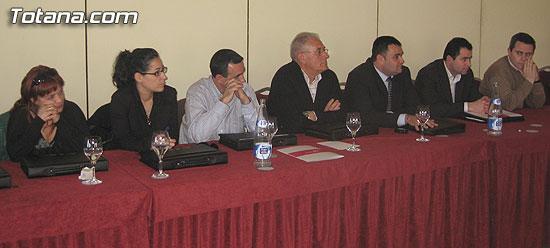 TÉCNICOS Y POLÍTICOS DE LOS AYUNTAMIENTOS DE TOTANA, CIEZA Y PUERTOS LUMBRERAS PARTICIPAN, POR VEZ PRIMERA, EN UN ENCUENTRO DE SENSIBILIZACIÓN EN IGUALDAD Y TRANSVERSALIDAD DE GÉNERO, Foto 8