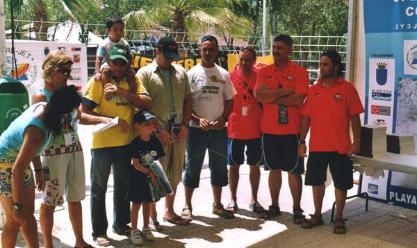El Totanero Antonio Costa se mantiene líder en la 2ª prueba  del  Open Nacional de motos de agua celebrado en Castellón, Foto 5