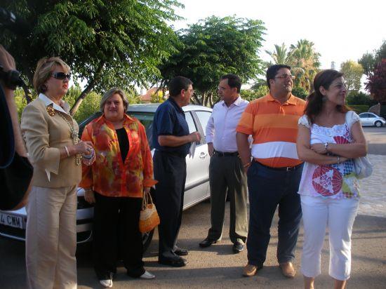 """EL CONSEJERO BASCUÑANA CLAUSURA LAS """"III JORNADAS ANDERSEN PARA AFECTADOS DE HEMOFILIA CON INHIBIDOR"""" DESARROLLADAS EN EL CENTRO DE DÍA Y FORMACIÓN PERMANENTE DE HEMOFILIA EN """"LA CHARCA"""", Foto 1"""
