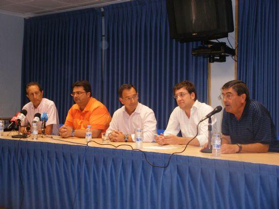 """EL CONSEJERO BASCUÑANA CLAUSURA LAS """"III JORNADAS ANDERSEN PARA AFECTADOS DE HEMOFILIA CON INHIBIDOR"""" DESARROLLADAS EN EL CENTRO DE DÍA Y FORMACIÓN PERMANENTE DE HEMOFILIA EN """"LA CHARCA"""", Foto 3"""