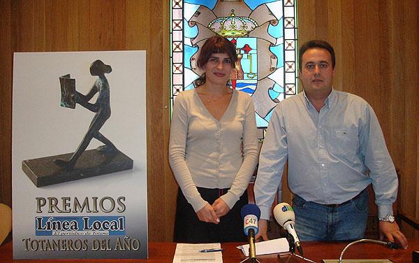 EL SEMANARIO LÍNEA LOCAL CONVOCA LOS II PREMIOS TOTANEROS DEL AÑO 2005 QUE SE ENTREGARÁN EL DÍA 2 DE DICIEMBRE EN UNA CENA-GALA , Foto 1