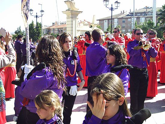 La Semana Santa de Totana se promociona en la Ciudad de Murcia, Foto 3