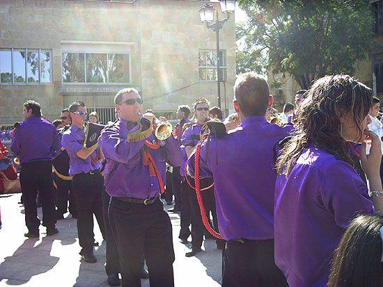 La Semana Santa de Totana se promociona en la Ciudad de Murcia, Foto 4