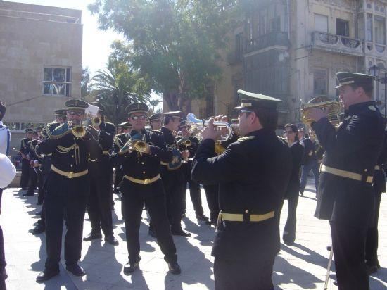 La Semana Santa de Totana se promociona en la Ciudad de Murcia, Foto 7