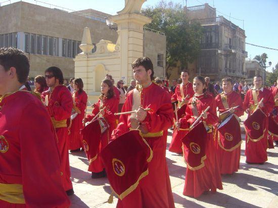 La Semana Santa de Totana se promociona en la Ciudad de Murcia, Foto 8