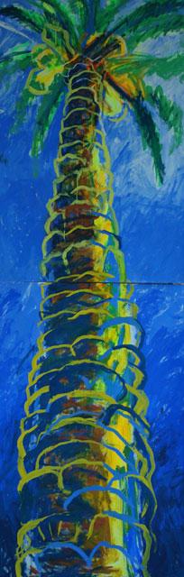 MUHER EXPONDR� EN LA FERIA DE ARTMADRID 2007, Foto 3