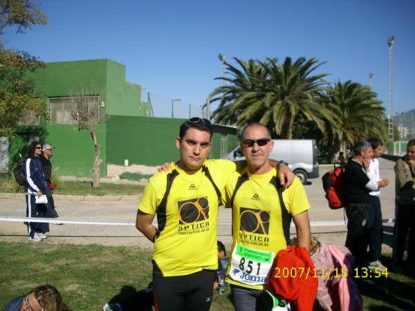 Dos atletas del Club Atletismo Totana-Óptica Santa Eulalia estarán representando al club en la 28ª edición de la Maratón Popular de Valencia, Foto 1